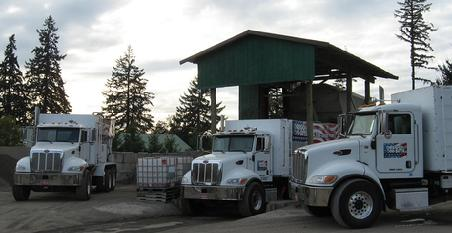 Small load ready mix concrete in Portland and Vancouver
